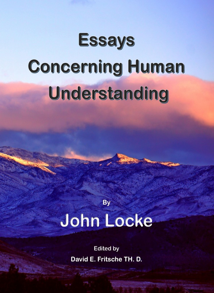 lockes analysis of material substance philosophy essay Many of the concepts analysed by philosophers have their origin in ordinary—or at least extra-philosophical—language perception, knowledge, causation, and mind would be examples of this but the concept of substance is essentially a philosophical term of art its uses in ordinary.