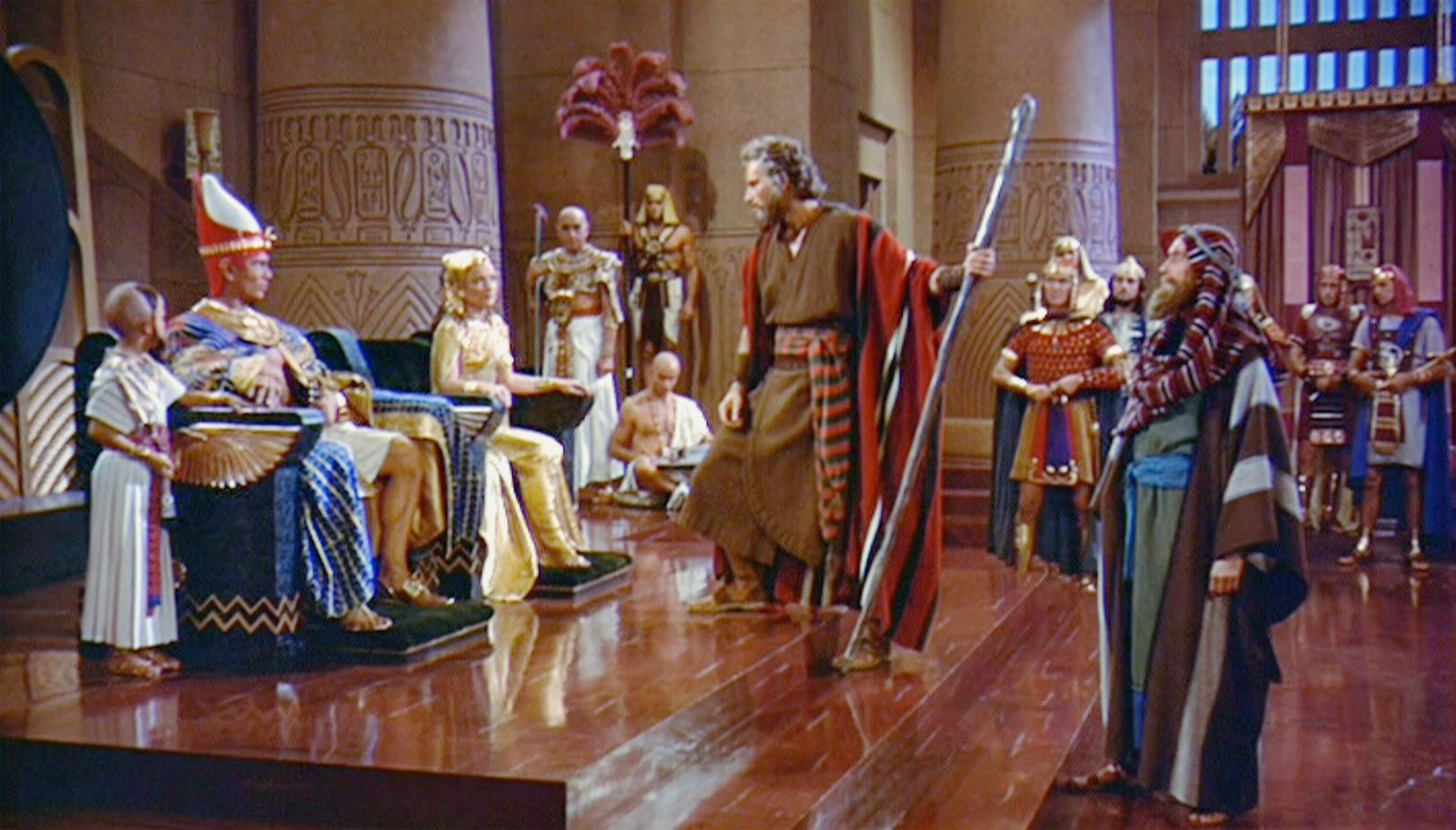De ce Dumnezeu a împietrit inima lui Faraon?